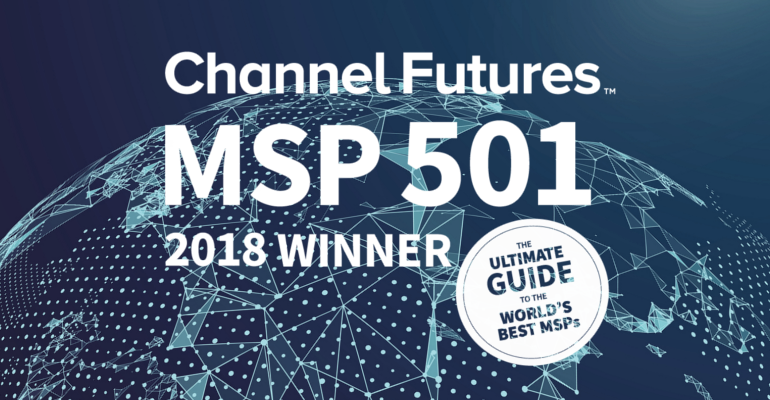 Tech Please Ranked Among Top 501 Global Managed Service Providers by Channel Futures